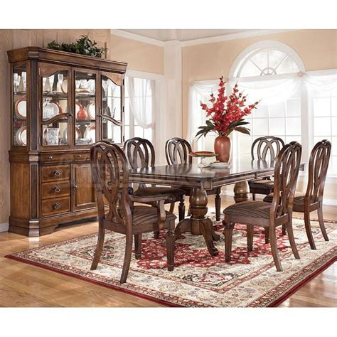 Hamlyn Dining Room Set | hamlyn pedestal dining room set furniturepick dining