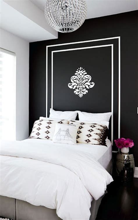 Stencil Headboard by Author At The Colorful Bee Page 6 Of 19the Colorful Bee Page 6