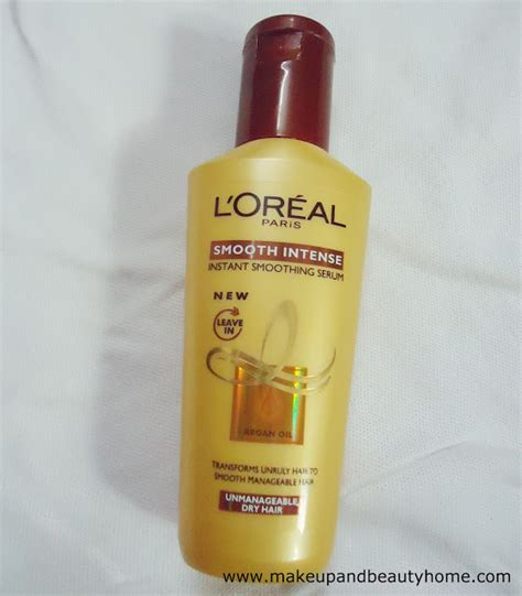 Loreal Smooth l oreal smooth instant smoothing serum