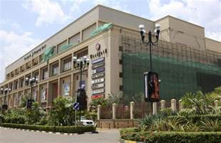 Westgate Shopping Center Kenya S Westgate Mall Entrust Security To Israel S