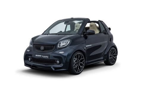 Smart Is one of ten ultimate sunseeker is a brabus fortwo with