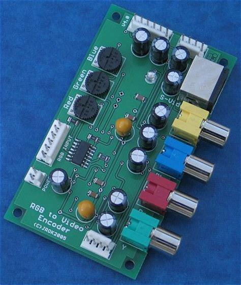 jrok's rgb component video encoder