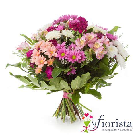 fiori di das bouquet con margherite e alstroemerie consegna gratis