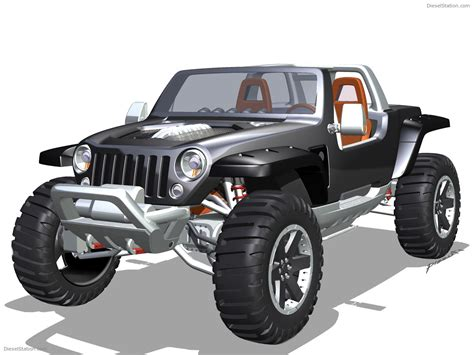 Jeep Huricane Jeep Hurricane Concept Car Wallpaper 003 Of 19