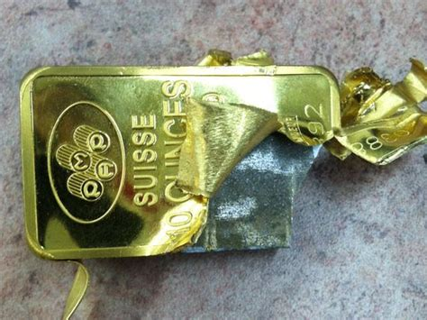How To Make A Jewelry Mold For Silver - gold counterfeiting goes viral 10 tungsten filled gold bars are discovered in manhattan zero