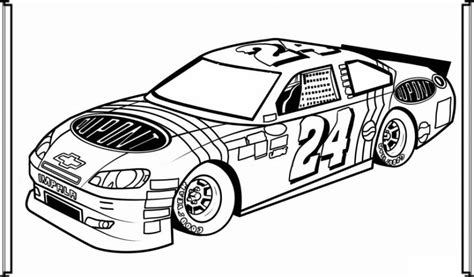 get this free nascar coloring pages for kids 92180