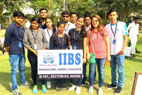 Colleges In With Mba In Sports by Iibs Noida Mba Students Participated In Intercollege
