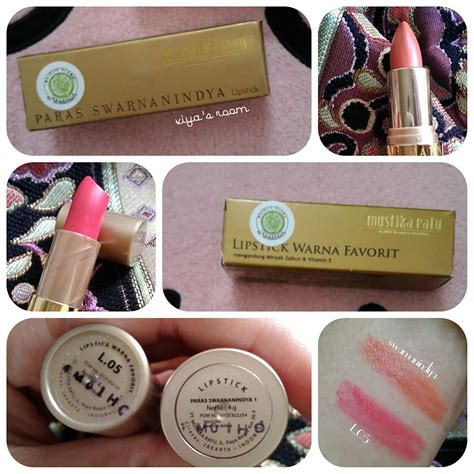 Harga Lipstik Mustika Ratu Warna Orange viya s room local product mustika ratu lipstick