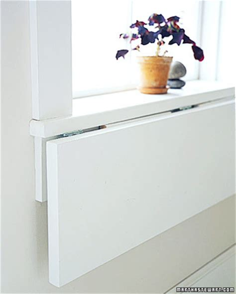 Window Sill Extension Shelf maximize your space downsize space