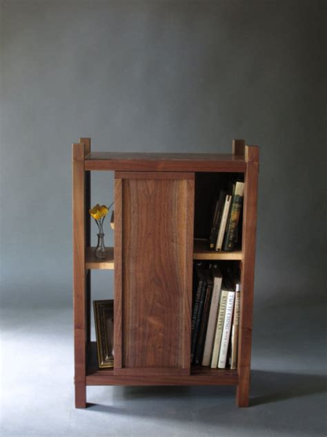 modern entry storage cabinet solid wood hall table