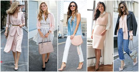 blush trend everyone can wear 15 ideas to wear blush this