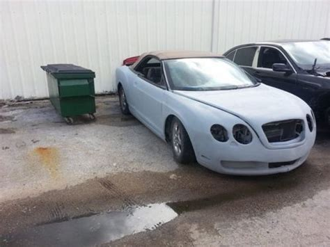chrysler sebring bentley sell used bentley conversion kit on a sebring convertible