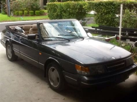 where to buy car manuals 1994 saab 900 lane departure warning purchase used 1994 saab 900 turbo convt 75k original miles 5 speed manual in palm city florida