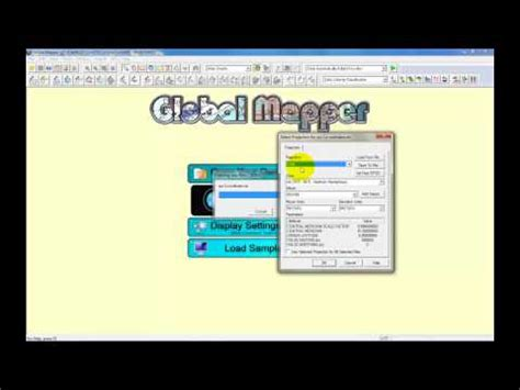 global mapper coordinate converter tool | doovi