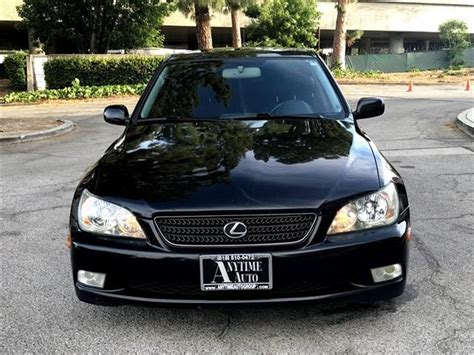 lexus is300 wagon for sale lexus is sportcross for sale used cars on buysellsearch