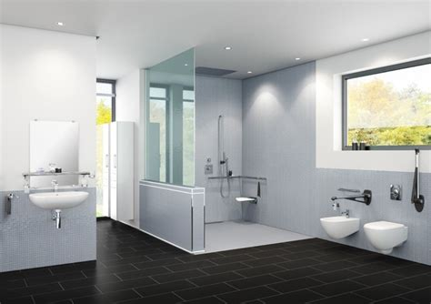 barrierefreies bad ein barrierefreies bad planen modern badezimmer