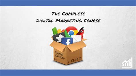 Digital Marketing Degree Course 1 by شرح حصري كورس احتراف التسويق الالكتروني The