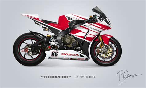 honda racing honda fireblade race livery competition has a winner
