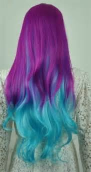 colorful ombre 30 dyed hair ideas and design