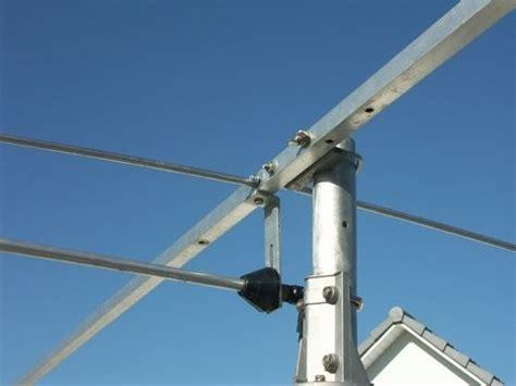 3 element homebrew yagi antenna for 28 mhz