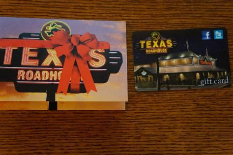 Texas Roadhouse E Gift Card - 50 gift card to texas roadhouse fundraiser for we are ethanstrong k bid