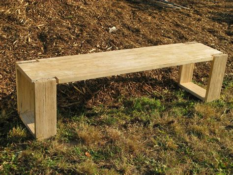 plywood bench inspired plywood bench by scuppasteve lumberjocks com