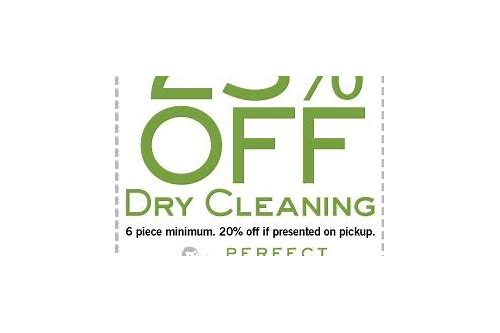 dry cleaner coupons los angeles