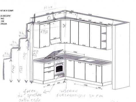 misure cucine moderne misure mobili cucina con modelli moderni e il miglior
