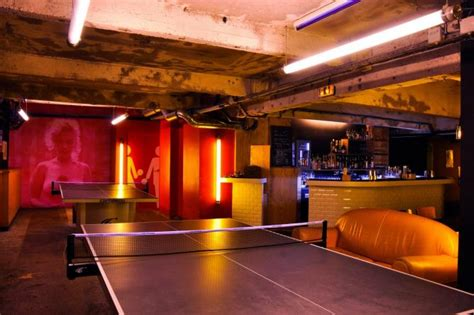 Bars With Ping Pong Tables by The Top 10 Bars To Visit In