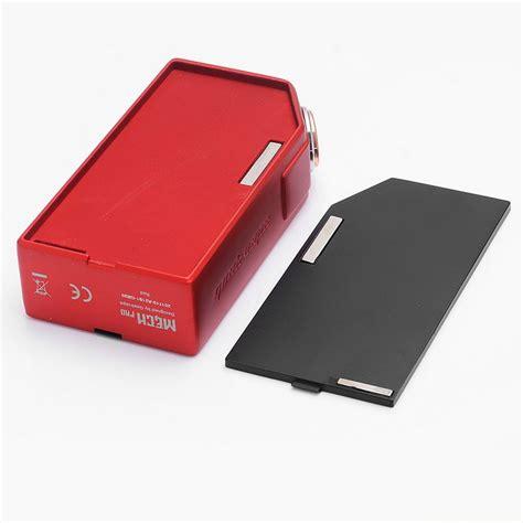 Authentic Geekvape Mech Pro Kit Silver authentic geekvape mech pro mechanical box mod medusa kit