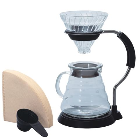 Hario V60 Range Server Clear 800ml Xgs 80tb bestbrew coffee brewing equipment v60 arm stand glass