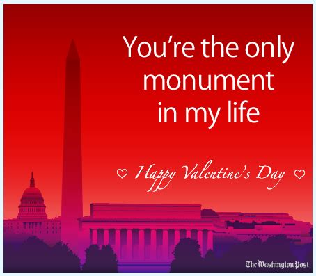 washington dc valentines day the take home message happy s day