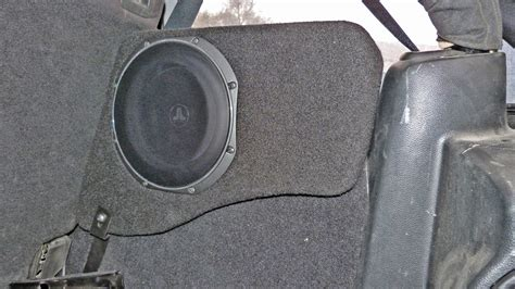 Jeep Wrangler Subwoofer Jeep Wrangler Unlimited Santa Fe Auto Sound