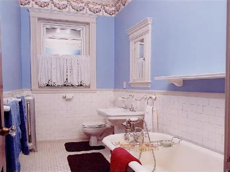 bathroom wallpaper border bathroom design ideas and more