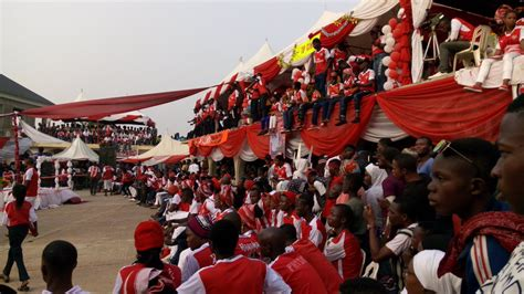 arsenal day photos fans celebrates arsenal day in okene sports