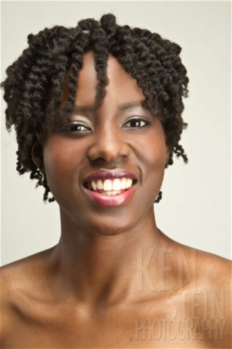 natural twist out extension by kinkycurlcoil