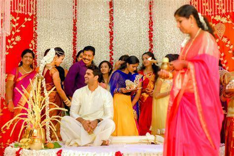 A Traditional Hindu Wedding photography at Sri Mulam Club