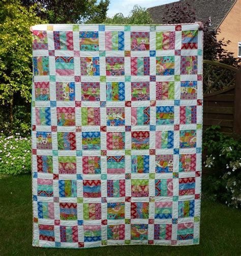 pattern quilt easy easy jelly roll quilt pattern 6 sizes craftsy