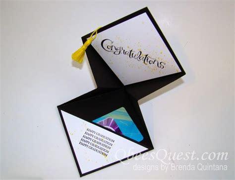 Graduation Cap Gift Card Holder - 1000 images about stin up graduation on pinterest gift card holders grad cap
