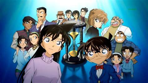 N Anime Detective Conan by 191 Quien Esta Detr 225 S De La Organizaci 243 N De Los Hombres De