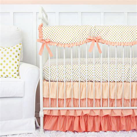 beautiful crib bedding crib rail covers beautiful bumperless crib bedding