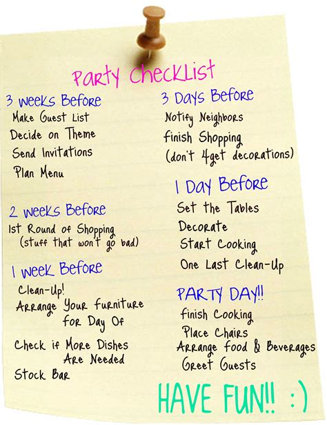 how to plan a party at home party planner extraordinaire not so much homes com