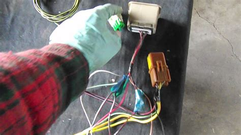 Subaru Wiring Harness Obd2 Subaru Vanagon Engine Swap