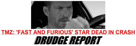 actor from fast and furious paul walker dead fast and the furious star dies tmz