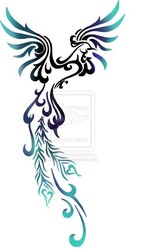 phoenix tribal tattoo designs 25 best ideas about tribal on