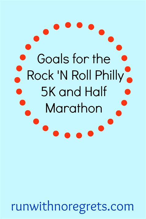Rock N Roll Flats That Say So Fashiontribes Fashion Shoe by Goals For The Rnr Philly 5k And Half Marathon Run With