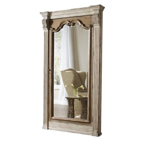 floor l with storage furniture chatelet floor mirror with jewelry