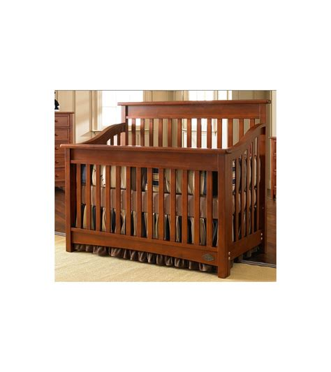Bonavita Cribs Reviews by Bonavita Peyton Lifestyle Crib In Chestnut