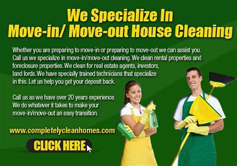 Move Out Cleaning Company Atlanta Move In Move Out House Cleaning Service