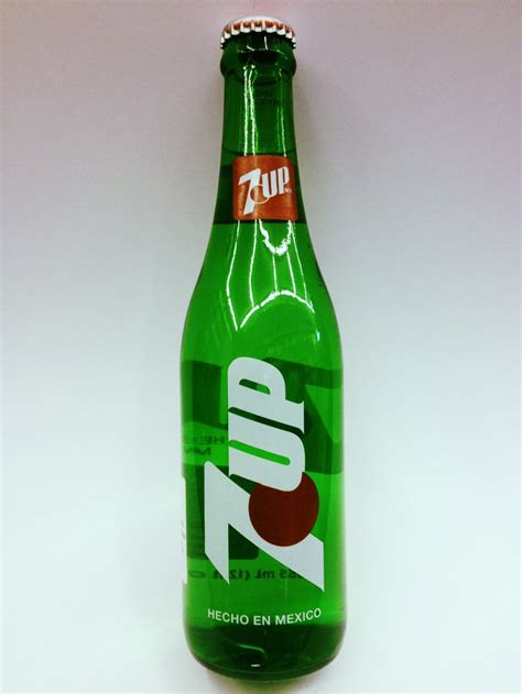 7 Up Mexico Bottle   Soda Pop Shop